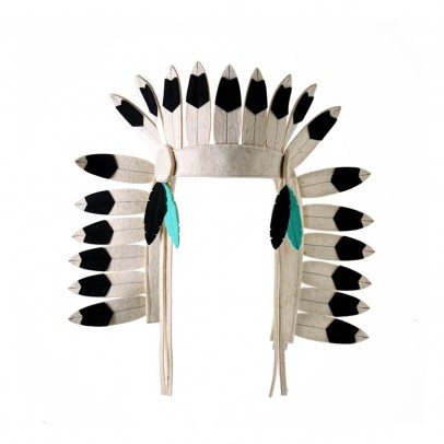 Frida's Tierchen Felt Indian Headdress-product