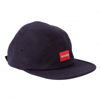 Nixon 5-Panel Tide Adjustable Cap-listing