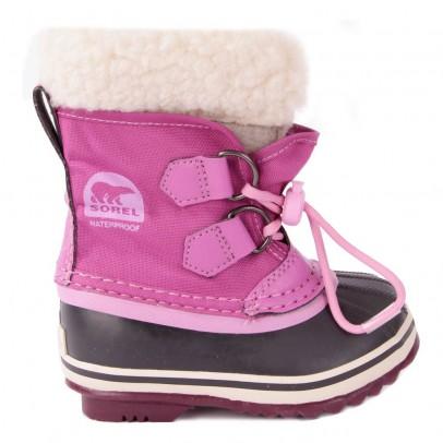 Sorel Nylon-Boots-Wasserdicht-Yoot Pac -listing