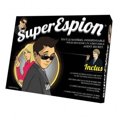 Oid Magic Super Spy Set-listing