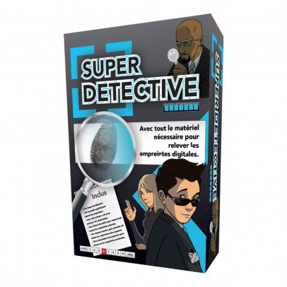 Oid Magic Cofanetto Super Detective -listing