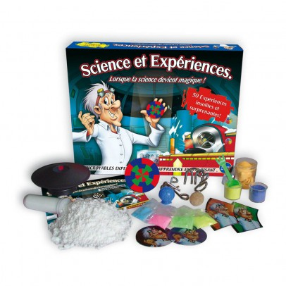 Oid Magic Science et Expériences-listing