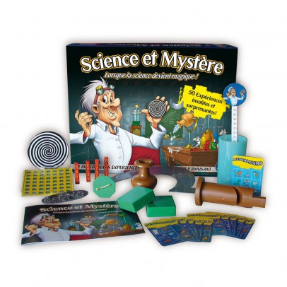 Oid Magic Science et Mystère-listing