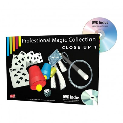 Oid Magic Coffret de magie Close Up 1-listing