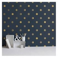 Bartsch Mondsichel Tapete  Nachtblau-listing