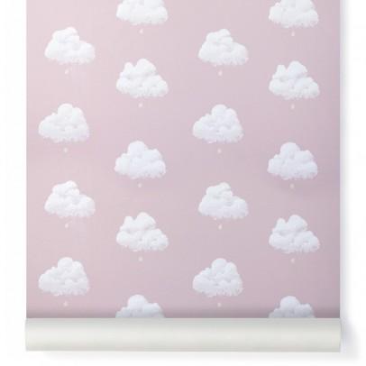 Bartsch Carta da parati Nuvola di cotone - Rosa santal-listing