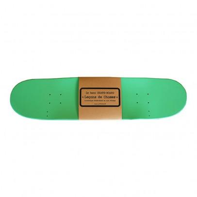 Leçons de choses Etagère skateboard - Vert-listing