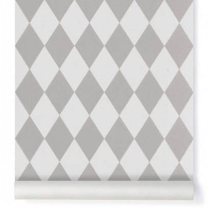 Ferm Living Papier peint Harlequin --product
