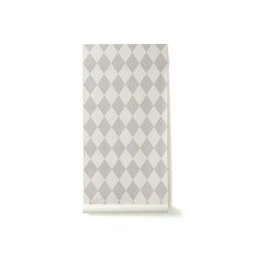 Ferm Living Harlequin Wallpaper - grey-listing