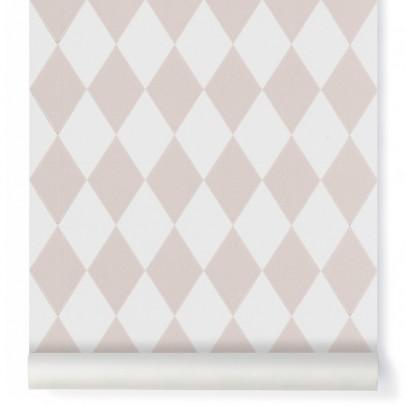 Ferm Living Papier peint Harlequin --listing