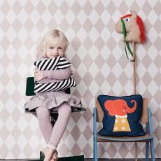 Ferm Living Papel pintado Arlequin --product