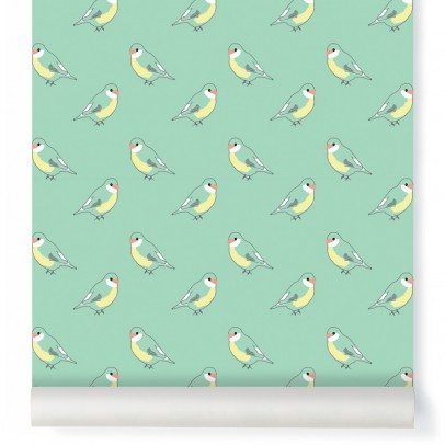 MIMI'lou Birds Wallpaper-listing