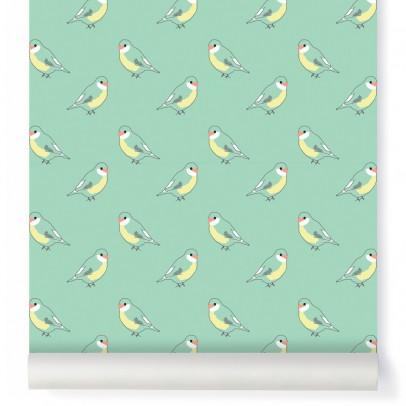 MIMI'lou Papier peint Oiseau-listing