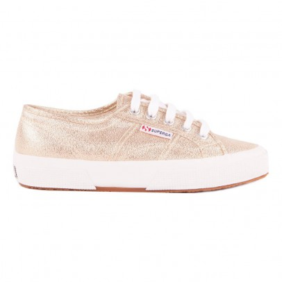 Superga Sneakers lacci 2750 Cotu Shiny-listing