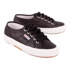 Superga Baskets Lacets 2750 Cotu Shiny-listing