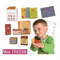 Amulette Jeu Mon épicerie-listing