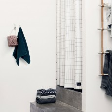 Ferm Living Grid Shower Curtain-product