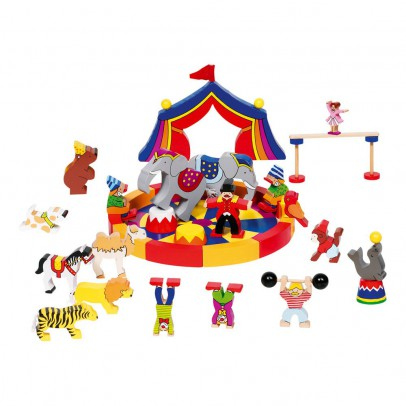 Goki Mon petit cirque-listing