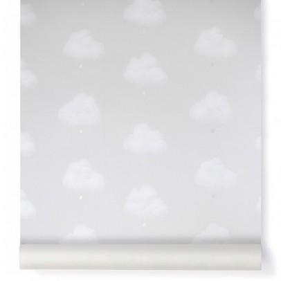 Bartsch Papel pintado Nube de algodón - Gris pequeña mañana-listing
