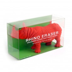 Kikkerland Gomme Rhinocéros-listing