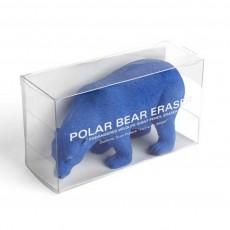 Kikkerland Polar Bear Eraser-listing