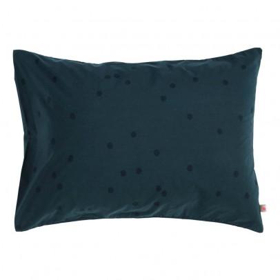 La cerise sur le gâteau Funda de almohada Odette lunares gris-listing