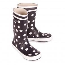 Aigle Lolly Pop Letters Wellington Boots-listing