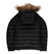 Gertrude + Gaston Little Olga Removable Hood Down Jacket-listing