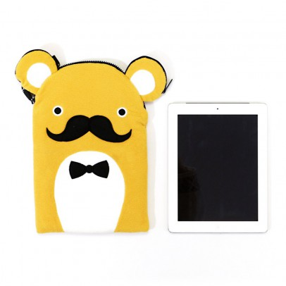 Noodoll Funda Tablet bigote 32 x 21 cm-listing