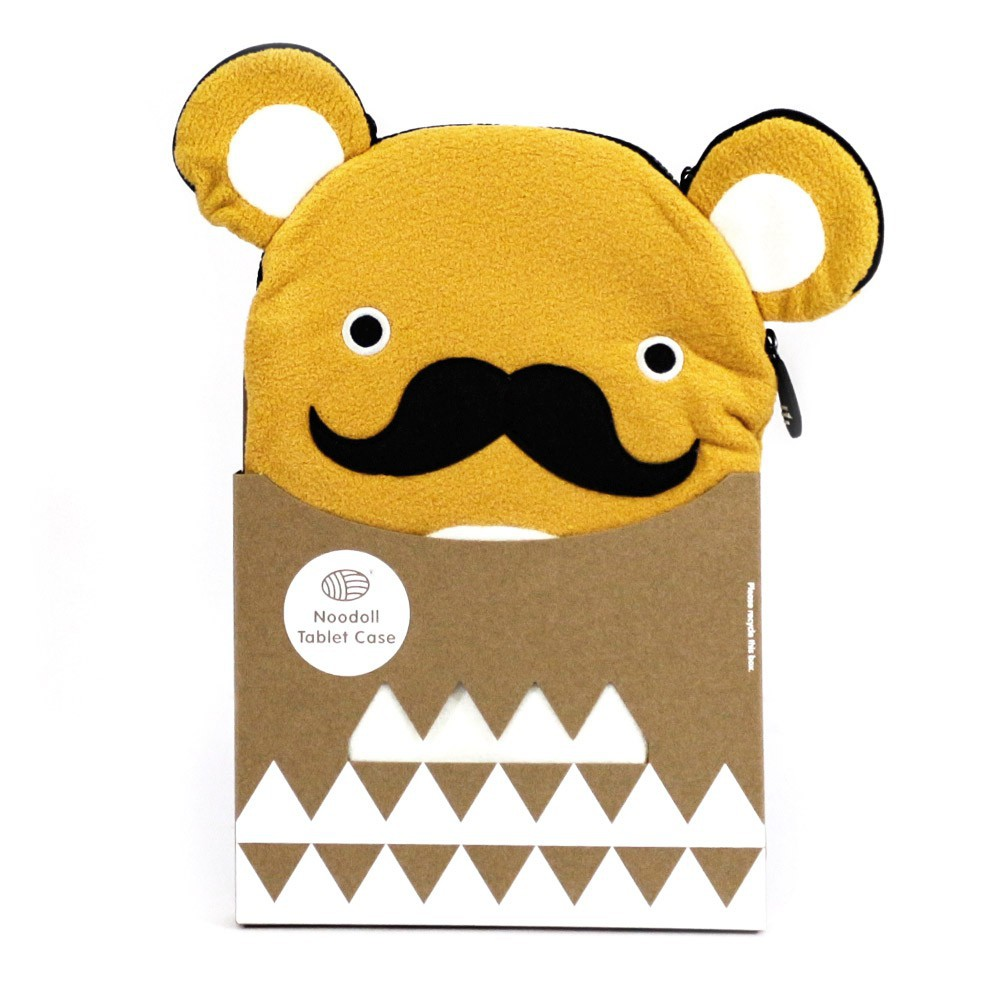 32x21cm Moustache Tablet Protector-product