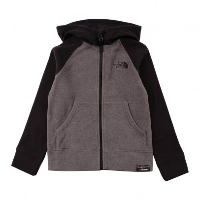 The North Face Glacier Hooded Zip-up Fleece-listing