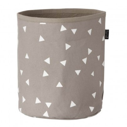 Ferm Living Cesta Triángulo pequeña-product
