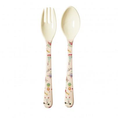 Rice Girls Circus Cutlery-listing