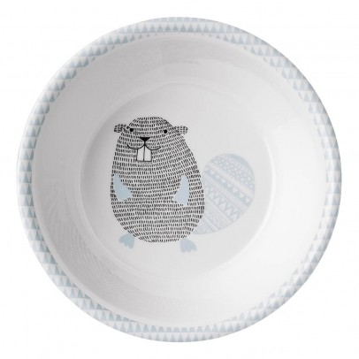 Bloomingville Kids Noah Melamine Plate D14cm-product