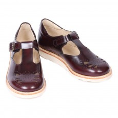 Young Soles Leder Babies Rosie -listing