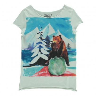 G.KERO Twidy Bear T-Shirt-listing
