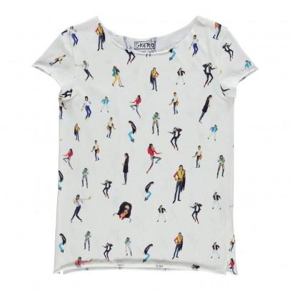 G.KERO Super Michael Skiers T-shirt-listing