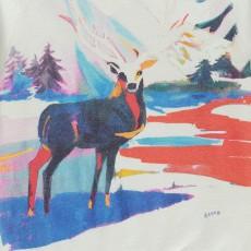 G.KERO Eternal Deer Sweatshirt-listing