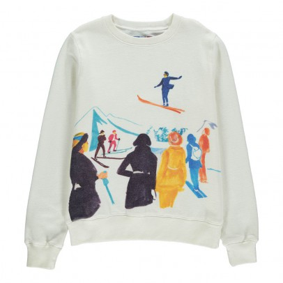 G.KERO Sweatshirt Saut A Ski-listing
