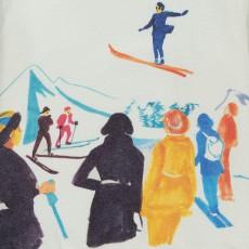 G.KERO Sudadera Salto de Ski-listing