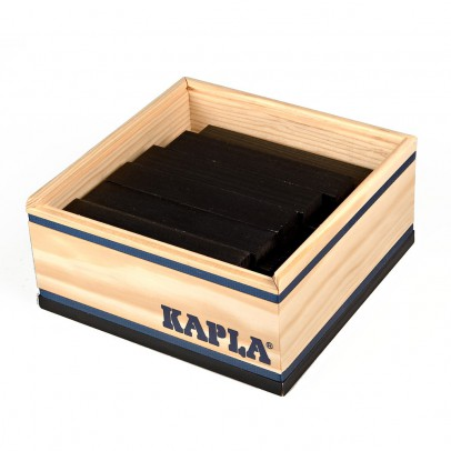 Kapla Cofre cuadrado 40 planchas-listing