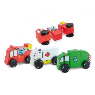 Vilac Funny Trucks-listing