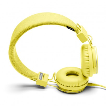 Urbanears Plattan Headphones - Yellow-listing