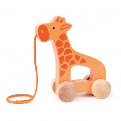 Hape Pull-along Giraffe-listing