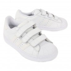 Adidas Superstar Foundation Velcro Trainers-listing