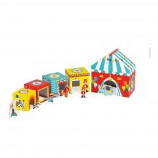 Janod MultiKub Circus-product