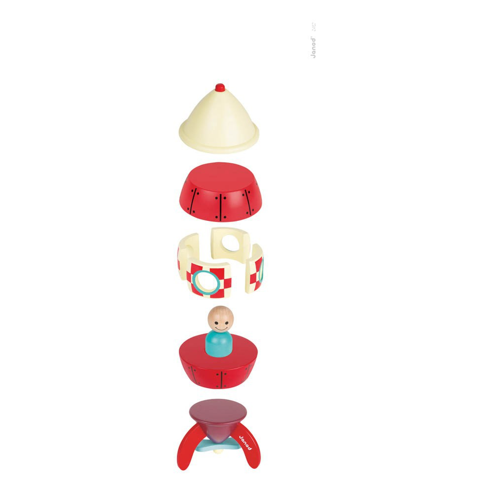 Janod Giant Magnetic Rocket-product