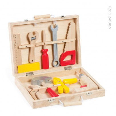 Janod Bricolo Redmaster Kit-product