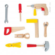 Janod Kit Redmaster Brico-listing