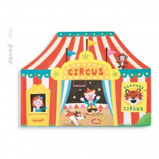 Janod Boîte Story Circus-listing